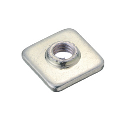 Pre-Assembly Insertion Square Nuts for Aluminum Extrusions - For 6 Series (Slot Width 8mm)