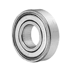 Deep Groove Ball Bearing/Double Shielded/Stainless