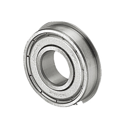 Deep Groove Ball Bearing with Retaining Rings/Double Shielded/Stainless