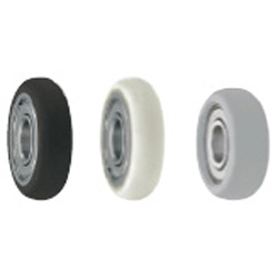 Silicon Rubber / Urethane Molded Bearings - R Type