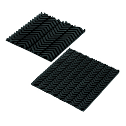 Anti-Skid Rubber Sheets - Hyper V®
