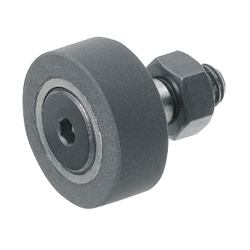 Cam Followers Urethane-With Hexagon Socket/Flat Type/With Seal/No Seal