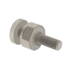 Floating Joints, Quick Connection Type - [Threaded] Cylinder Connector - Circular Type