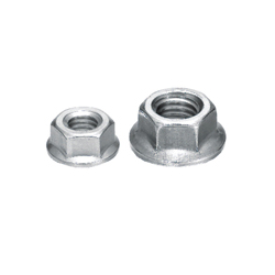 Flanged Nuts - For 5 Series (Slot Width 6mm) Aluminum Frames