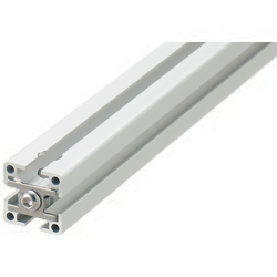 Blind Joint Components - Aluminum Extrusions with Built-in  - Single Joints