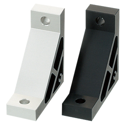 Extruded Brackets - For 1 Slot - For 8 Series (Slot Width 10mm) Aluminum Extrusions - Ultra Thick Brackets