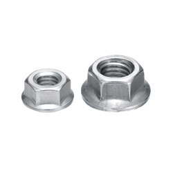 Flanged Nuts - For 8 Series (Slot Width 10mm) Aluminum Extrusions