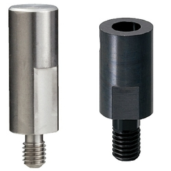 Height Adjusting Pins  - Flat, Tip Set Screw - Threaded