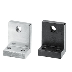 Threaded Stopper Blocks-L-Shaped Type/Bottom Mounting/Fine Thread/Coarse Thread