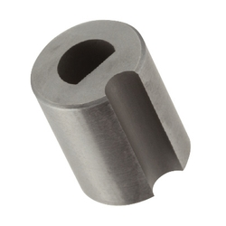 Bushings for Inspection Components - D-Shape - Straight
