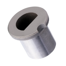 Bushings for Inspection Components - D-Shape - Shouldered