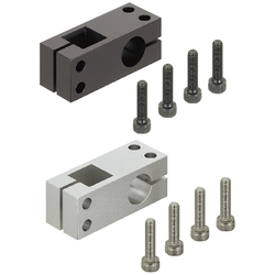 Strut Clamps - Square & Round, Perpendicular Configuration