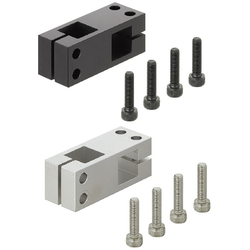 Strut Clamps - Square & Square, Perpendicular Configuration