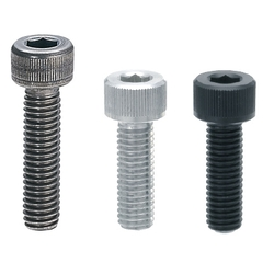 Hex Socket Head Cap Screws - Titanium, Aluminum