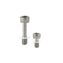 Cover Screws/Hex Socket Head Cap Screws/with Nylon Washer