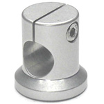Round Pipe Joint Same-Diameter Hole Type Shaft End Lateral Type