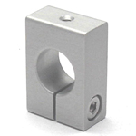 Round Pipe Joint Maru-Pijon, Same Diameter Hole Type, Machined Screw Hole, Square Shape