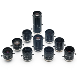 Megapixel Low-Distortion CCTV Lens FV Series