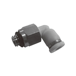Compact Type Push-in Fitting - WP-C Series - Male Elbow