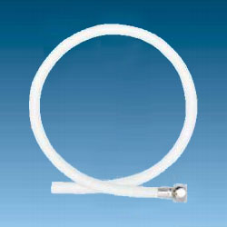 Water Purifier Parts, One Side Nut Hose, 9 x 15 x 800 mm