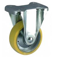 Anti-Static Caster SKM Series Fixed (OCTRON Urethane Wheel)