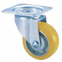 Anti-Static Caster STM Series Swivel (Anti-Static Rubber Wheels)