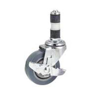 With General Use Caster GM Series Free Stopper