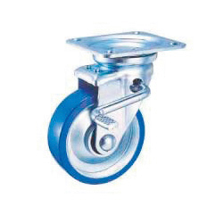 Industrial Caster, SMT Series, Independent Stopper (W-3) Included