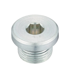 Flanged Hex Socket Head Screw Plug SPN-L