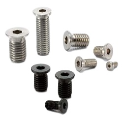 Hex Socket Head Cap Screws With Special Low Profile SSH-SD/SSHS-SD