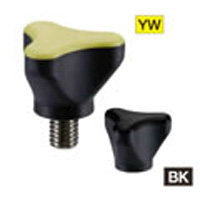 Plastic Mini-Knobs _KUDM/KUDF