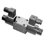 SA Series (Wiring Method: DIN Connector Type) Wet Type Solenoid Valve