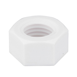 PC (Polycarbonate)/Hex Nuts White