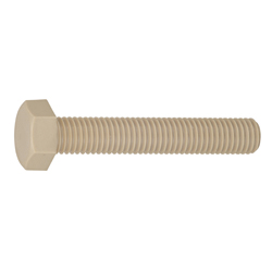 PEEK (Polyetheretherketone) / Hex Bolt