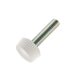 PC (Polycarbonate)/Knurled Steel Screws