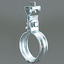 Suspended Pipe Fixture, Assembly Suspended Band with Turn