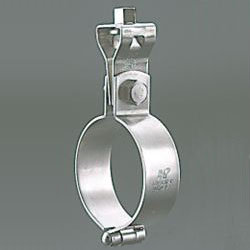 Suspended Pipe Fixture, Stainless Steel FTP Suspended Band with Turn