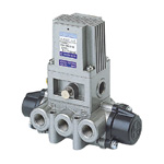 4-Way Solenoid Valve Pilot 5 Port Valve BN-7M Series