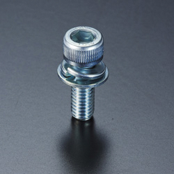 Hex Socket Head Cap Screws with Captured Washer