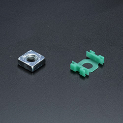 Square Nut Set (Steel) NHG/NHR Series