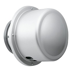 Outdoor Ventilation Opening, Aluminum, Soundproof Type, With/Without Fireproof Damper, KS-8870AMN To 8670AMDN