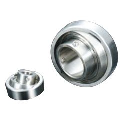 SH Series Stainless Steel Bearing SSXCA Type With Aligning Features