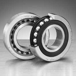 Thrust Angular Contact Ball Bearings for Ball Screw Support