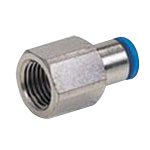 Push One E-Series Female Connector