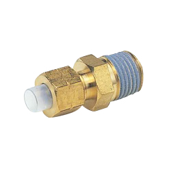 Quick Seal Series Insert Type (Brass Specifications) Connector (Inch Size)