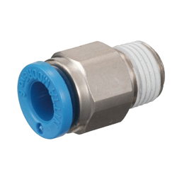 Push One E Series Connector
