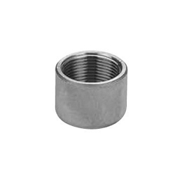 Stainless Steel Screw-In Tube Fitting Cap