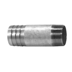 Steel Pipe Screw-In Tube Fitting Hose Nipple
