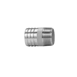 Stainless Steel Screw-In Tube Fitting Stainless Hose Nipple