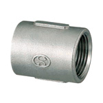 Stainless Steel Product, Ribbed Socket (Tapered Thread), SFS3 and SMS3 Model